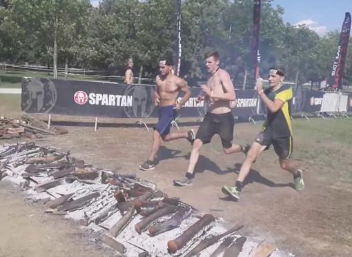 'Spartan Race': buoni risultati degli imperiesi Inti Rossi ed Alessandro Ramò sabato scorso alla tappa finale 'National Series'