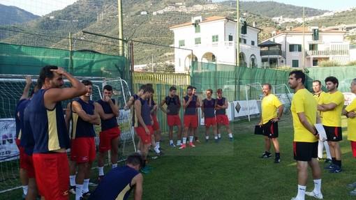Il Taggia è pronto per il debutto nel campionato di Promozione contro il Bragno