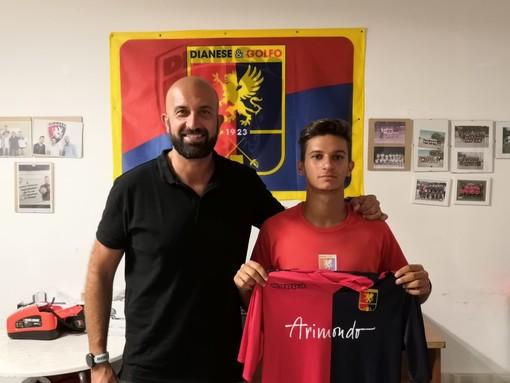Nuovo arrivo in casa Dianese&Golfo: Francesco Bregolin con Uesli Tahiri