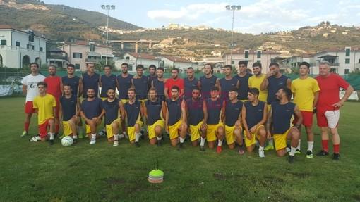 Il Taggia targato 2019/2020: domenica è debutto in Coppa Italia Promozione contro il Camporosso