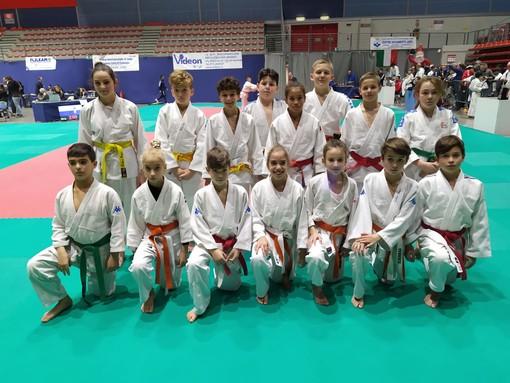 Arti marziali. Torneo di Natale, alla 31a edizione trionfa l'Ok Judo Club Imperia