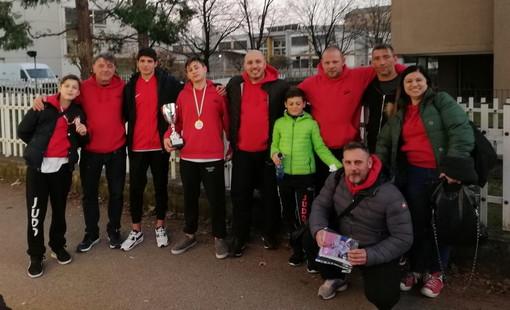 Arti Marziali: ottima prestazione per gli atleti dello 'Tsukuri Judo Ventimiglia' in provincia di Pavia