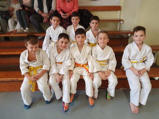 Tutti i risultati dello Tsukuri Judo Ventimiglia alla manifestazione organizzata dai cugini francesi (foto)