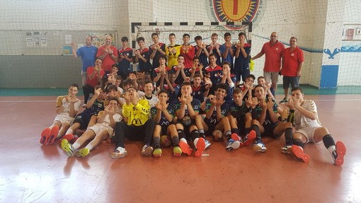 Pallamano. Team Schiavetti Imperia, è gemellaggio con i francesi del Saint Raphael Var Handball