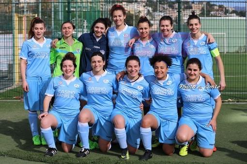L'Unione Sanremo femminile vuole il trionfo nel campionato di Serie C