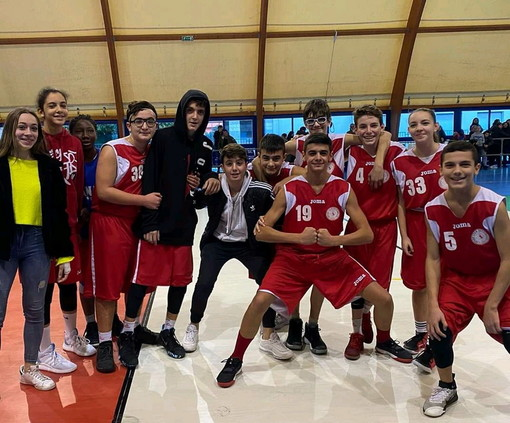Pallacanestro: settimana ricca di impegni quella appena trascorsa per le squadre del Ventimiglia Basket