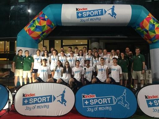 Volley. Trofeo delle Regioni, splendido 5° posto per la compagine maschile della Liguria