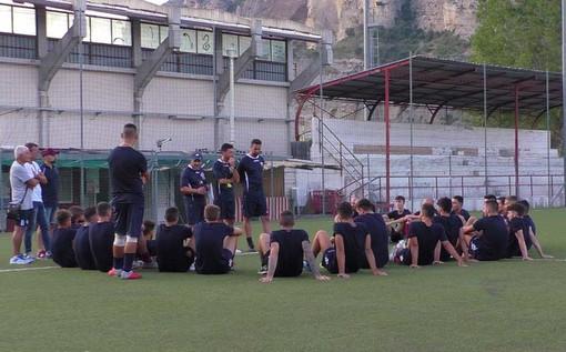 Calcio. Buona sgambata amichevole per Ventimiglia e Carlin's Boys: al 'Morel' è 1-1