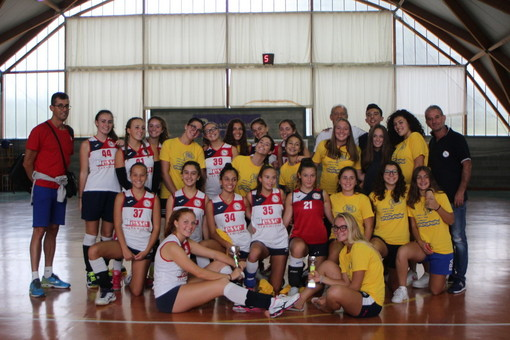 Pallavolo: primo posto per le Under 16 e terzo per le Under 18 all'esordio stagionale per il Volley Team Arma Taggia (Foto)