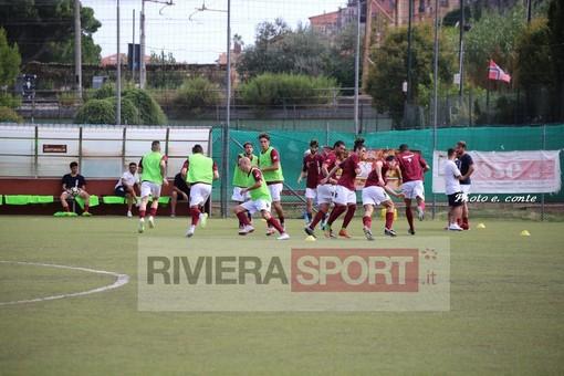 Il Ventimiglia supera 1-0 l'Angelo Baiardo e vola
