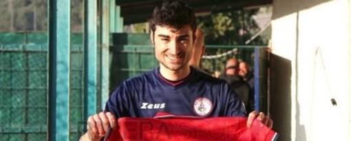 Walter Orlando, centrocampista del Camporosso