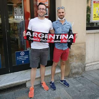 Calcio, Prima Categoria. Atletico Argentina, l'imprenditore Loris Aschero entra nel club