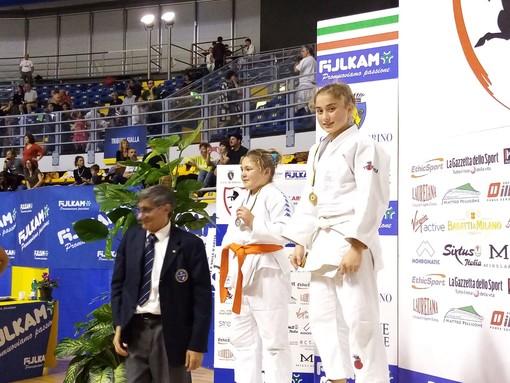 Arti marziali. Coppa Città di Torino, Valentina Palagi conquista la medaglia d'oro