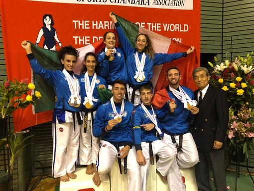 Arti marziali. La Nazionale Italiana di Chanbara è Campione del Mondo