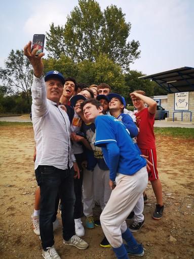 Sanremo Baseball, continuano gli allenamenti per la compagine under 15