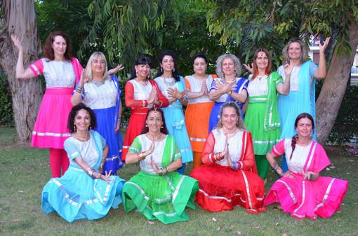Sanremo. Le Nadija's oriental dancers in esibizione domani sera al saggio presso il Teatro del Casinò