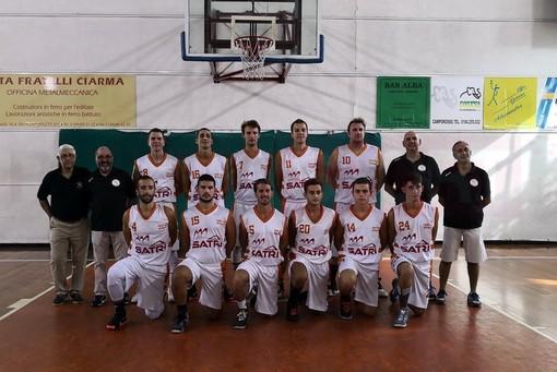 """Basket, Serie D. BC Ospedaletti, trasferta importante nella tana dell'Auxilium Genova capolista. Coach Lupi: """"Vogliamo rimanere ins cia"""