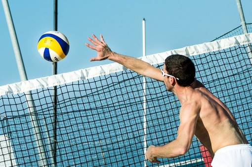 Iniziato questa mattina il Festival Nazionale di Beach Volley Città di Sanremo, al via 29 coppie