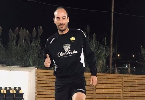 Fabio Labricciosa in questa stagione ha vestito la maglia del Cervo FC
