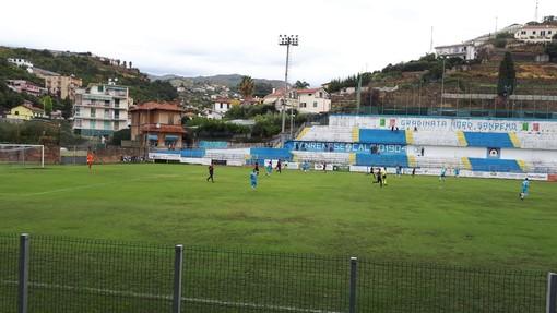 Calcio, Serie D. Sanremese, prima vittoria in campionato: la doppietta di Scalzi e Lo Bosco stendono il Vado