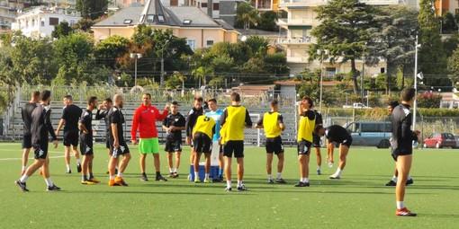 La Sanremese agli ordini di mister Ascoli ha ripreso gli allenamenti in vista della trasferta sul campo del Casale