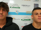 Paolo Calderone e Francesco Pellicanò, talenti della Sanremese Calcio