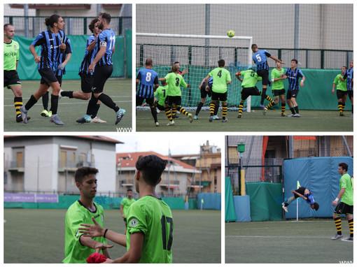 Calcio, Coppa Italia di Eccellenza: la fotogallery del pirotecnico 2-4 tra Alassio FC e Imperia