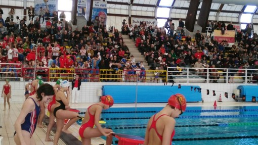 Sport acquatici. Rari Nantes Imperia sezione Nuoto, ottimi risultati alla 'Sciorba': spicca Stefano Elia Marzorati