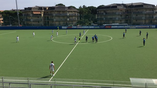 Calcio, Eccellenza. Imperia, colpo in casa Pietra Ligure: Sancinito e Capra decisivi