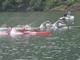 Canoa. Canottieri Sanremo, buoni risultati sul Lago di Mergozzo