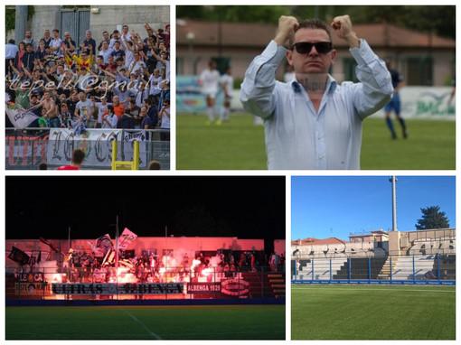 Calcio, Albenga. Gli occhi di Gianpiero Colla sul club ingauno
