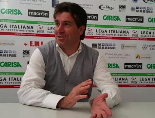 """Calcio, Carpi. Arriva l'endorsement del presidente Bonacini: """"Giancarlo Riolfo può fare una grande carriera"""""""