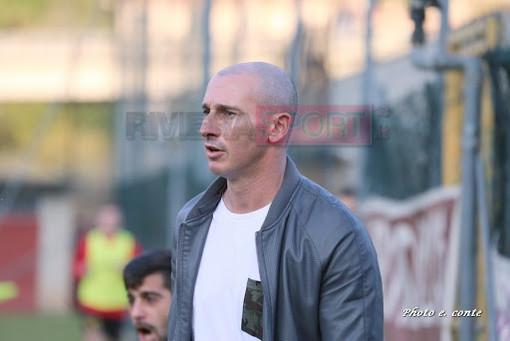 Alan Carlet, ex allenatore di Bordighera Sant'Ampelio e Ospedaletti ma con un passato importante nello Spezia