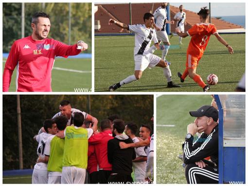 Calcio, Eccellenza: la fotogallery di Ospedaletti - Albenga
