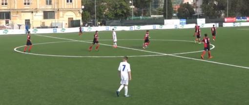 Calcio giovanile. Qualificazioni Giovanissimi Under 15 Interprovinciali: riviviamo Dianese&Golfo-Area Calcio Andora (VIDEO)