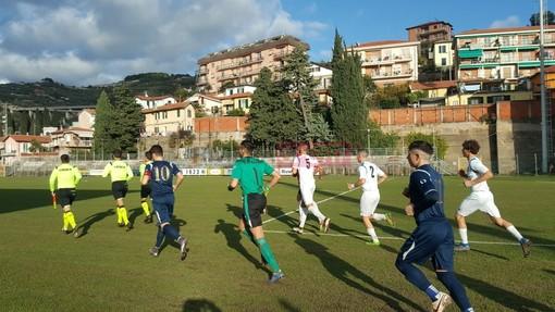 Calcio, Eccellenza. Imperia-Busalla 1-4: riviviamo il match negli scatti realizzato da Christian Flammia (FOTO)