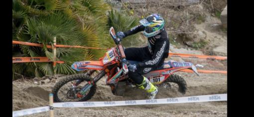 Enduro. Bilanci e obiettivi futuri del sanremese Davide Dall'Ava, da quest'anno nuovamente con il Moto Club Enduro Sanremo