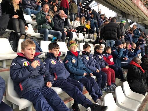 Calcio. Il Don Bosco Valle Intemelia alla partita Torino-Sampdoria