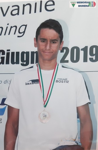 Nuoto. L'imperiese Federico Bosticco protagonista al Meeting Internazionale 'Memorial Morena 2019'