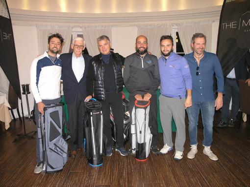 Golf. Grande successo al Circolo degli Ulivi di Sanremo per la 1a 'Pro Am The Mall'