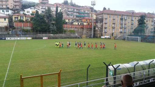 Calcio, Eccellenza. Imperia, esordio ok anche in casa, col Finale finisce 3-0