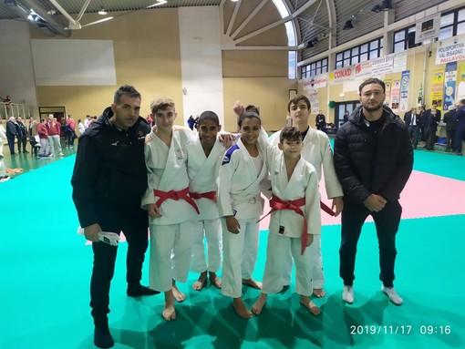 Arti marziali. Judo Sanremo, in quatto accedono alle fase nazionali dei Campionati Italiani