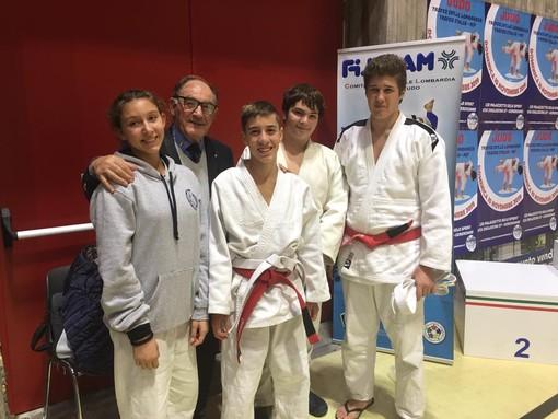 Arti marziali. Judo Sakura Arma di Taggia, buoni risultati al Trofeo Internazionale di Lombardia