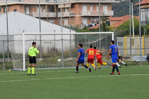 Calcio, Promozione. Dianese&Golfo-Taggia 2-4: grande spettacolo al 'Marengo' (VIDEO)