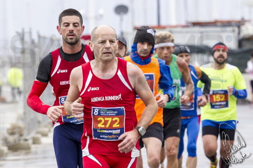 Atletica Leggera: terzo posto assoluto della Foce, domenica a Nizza su una 10 km da 9.000 partenti