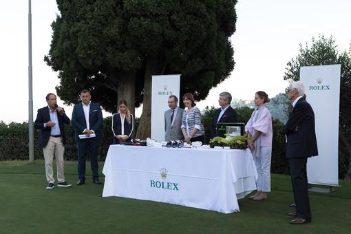 Rolex Golf 2019: tutte le foto della premiazione avvenuta ieri a Sanremo