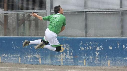 Ivan Orizio in azione