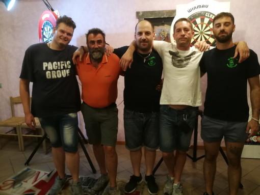 Freccette: a Imperia, disputata la quarta giornata della Champions Liguria di steel