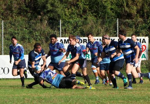Rugby, Serie C1. Union Riviera, spettacolo contro la Pro Recco/B