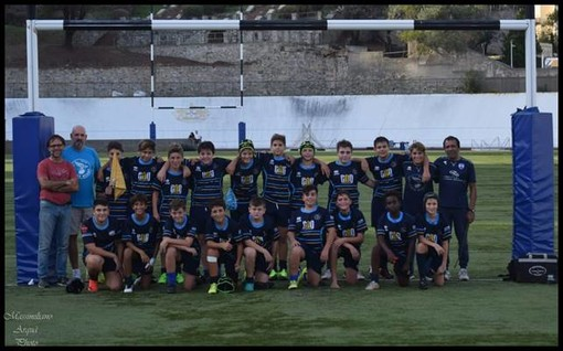 L'Imperia Rugby targata Under 14